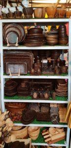ร้านจำหน่ายสินค้าที่ทำจากไม้